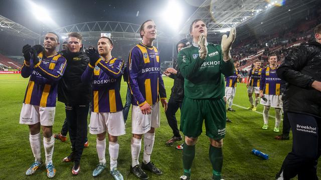 1,7 miljoen kijkers voor bekerwedstrijd tussen FC Utrecht en amateurclub