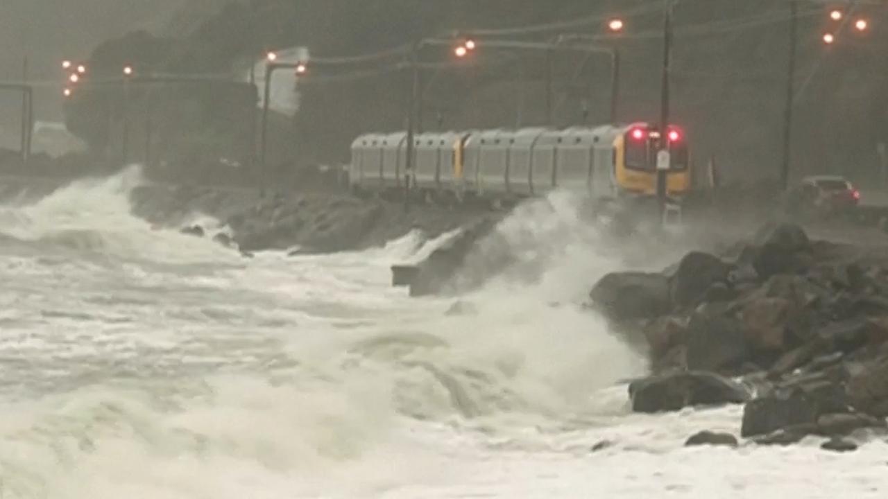 Hevige winterstormen teisteren Nieuw-Zeeland