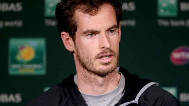 Murray vindt dat Sharapova geschorst moet worden
