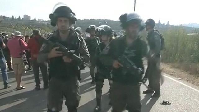 Soldaten op de been na dodelijke schietpartij Westelijke Jordaanoever