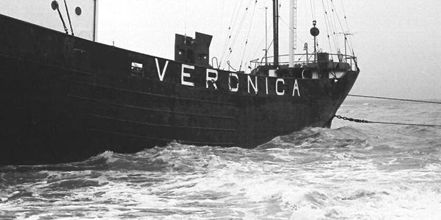 Radio Veronica bestaat 60 jaar: zo rebels begon het ooit