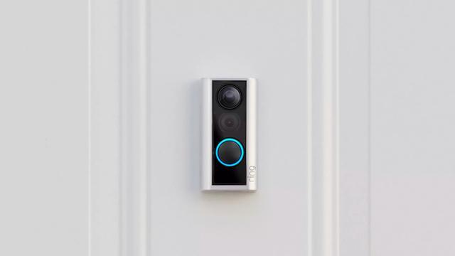 Slimme deurbel van Ring detecteert wanneer iemand klopt