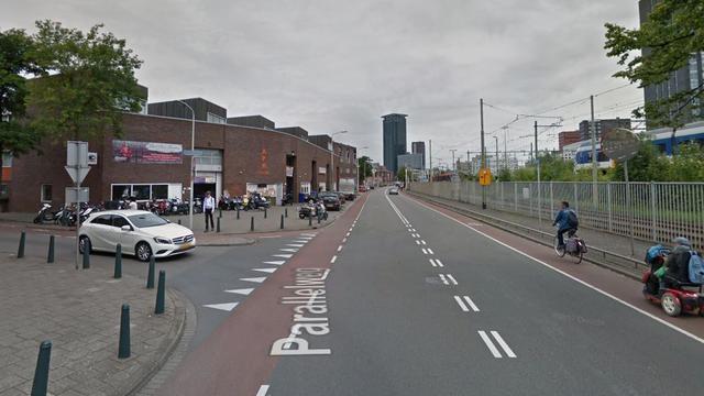 Opnieuw aanrijding op kruising Parallelweg met Koningstraat