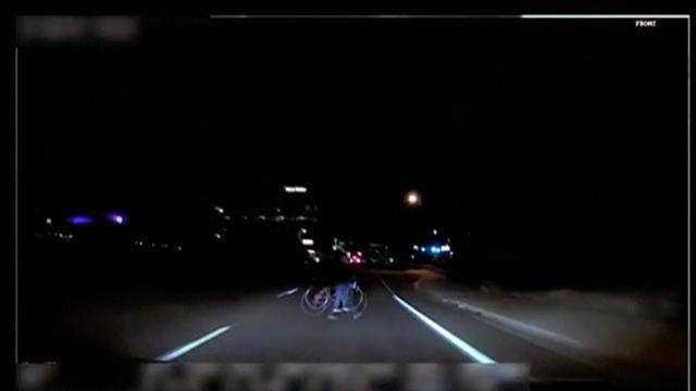 Politie VS toont beelden van dodelijke botsing met zelfrijdende auto