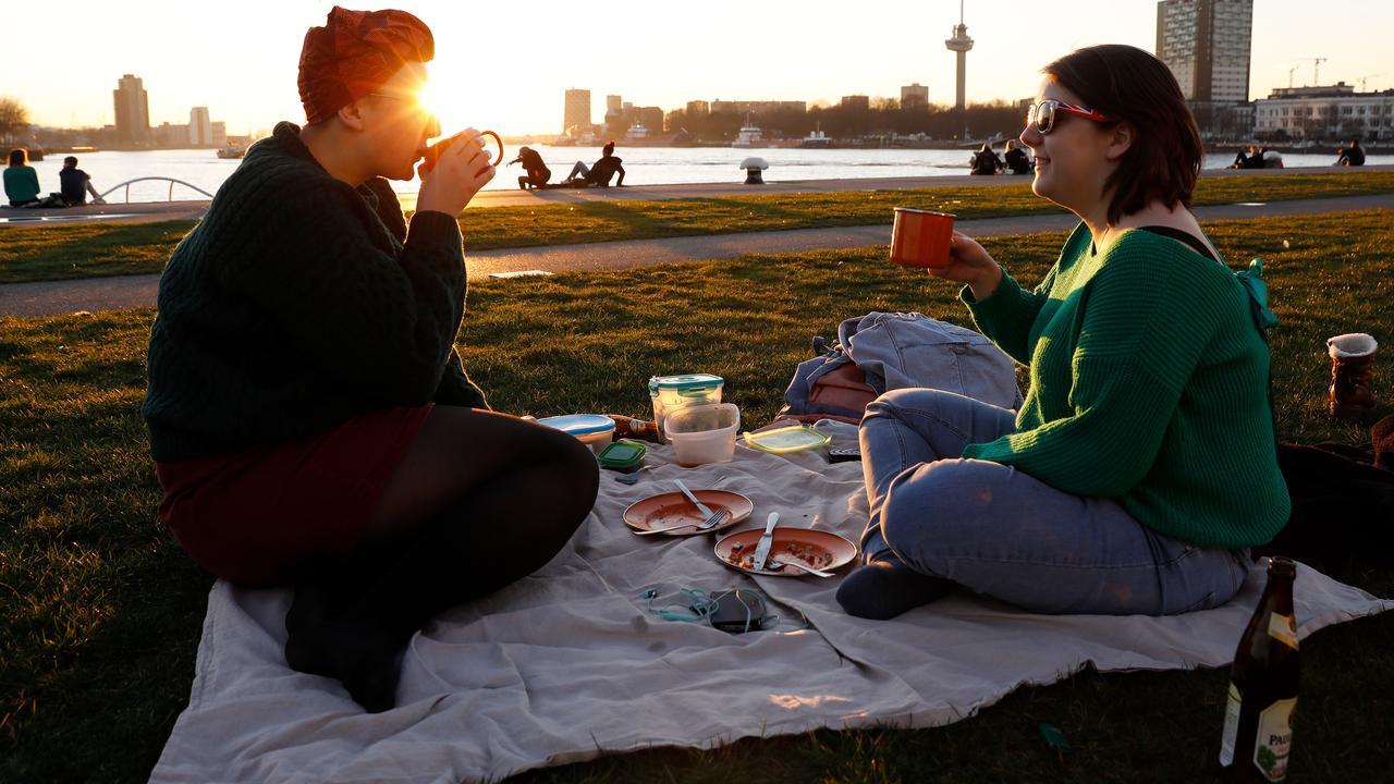 Komend weekend volop lenteachtig weer, warmte blijft mogelijk zelfs een week - NU.nl