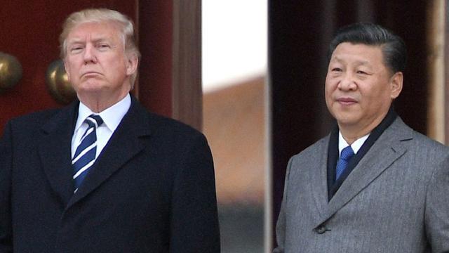 Trump vraagt China financiële banden met Noord-Korea te verbreken