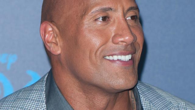 Dwayne 'The Rock' Johnson vader geworden van dochter Tiana Gia