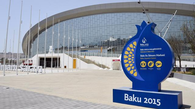Het programma van de slotdag van de Europese Spelen