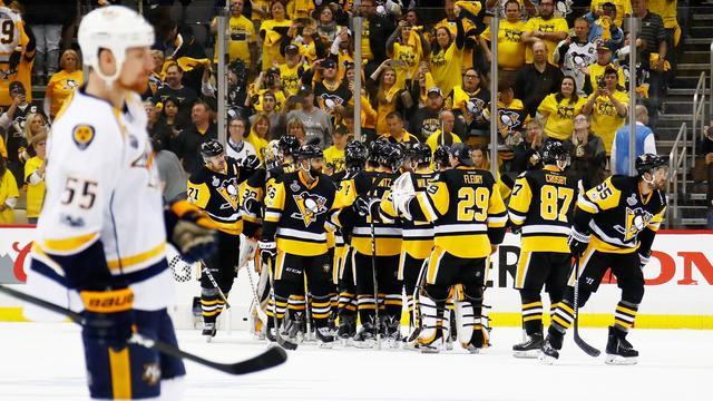 Penguins ook in tweede duel Stanley Cup te sterk voor Predators