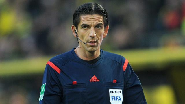 Duitse arbiter Aytekin fluit PSV tegen Rostov