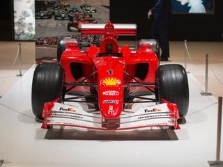 Duitser won Grands Prix van Monaco en Hongarije met geveilde auto