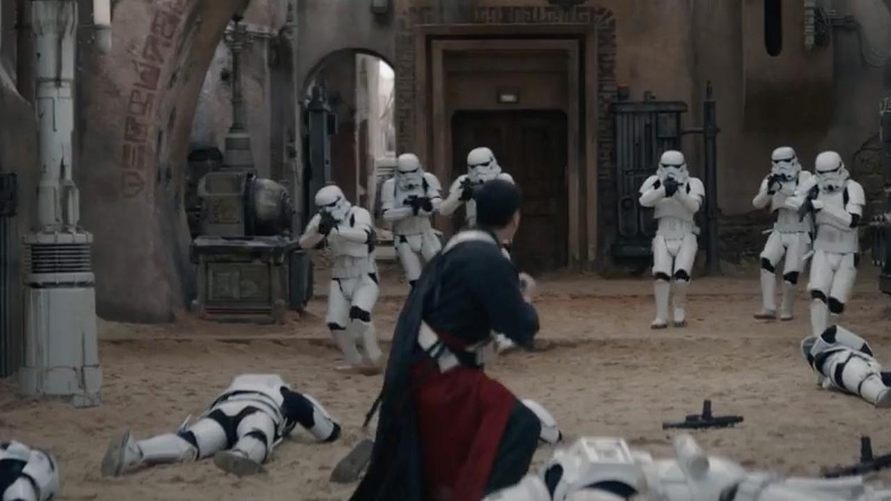 Bekijk de nieuwe trailer van Rogue One: A Star Wars Story 'Trust'