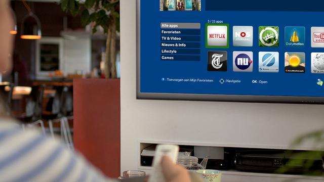 Nederlander kijkt gemiddeld een uur per dag Netflix