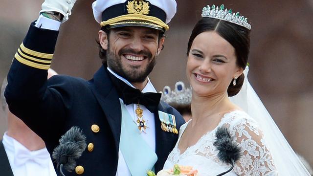 Zweedse prinses Sofia bevalt van tweede kind