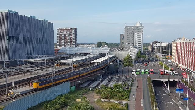 Gemeente wil Stationsgebied aansluiten op warmtenet