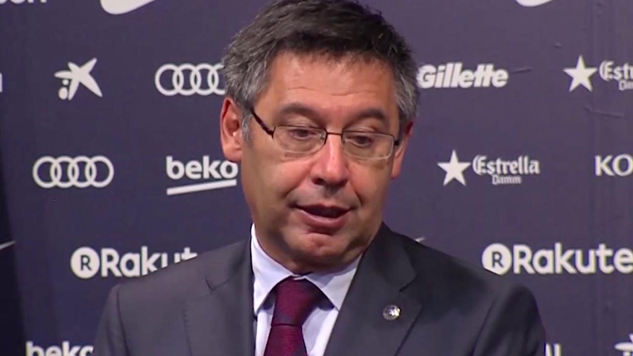 Barcelona wil nog niet nadenken over Catalaanse competitie