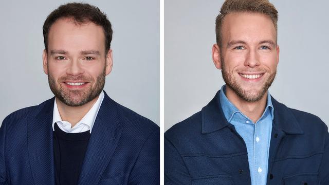 Eerste mannelijke presentatoren Hart van Nederland aangekondigd