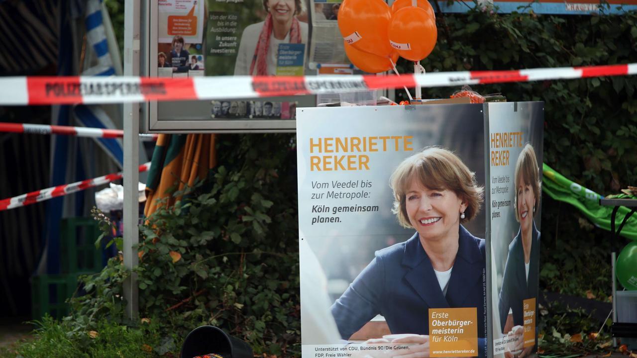 Steekpartij Keulen schokt Duitsland