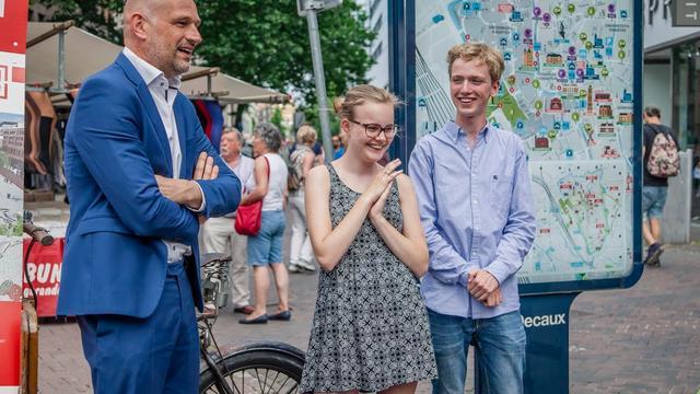 Vijf ontwerpen voor nieuw kunstwerk Vredenburgplein