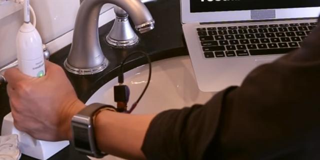 Disney ontwikkelt smartwatch die weet wat drager aanraakt