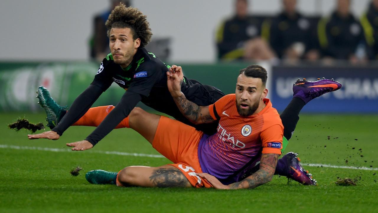 Samenvatting Borussia Mönchengladbach-Manchester City (1-1)