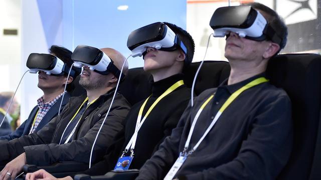 'Samsung levert meeste VR-headsets, Oculus verkoopt minder dan HTC Vive'