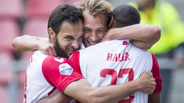 Barazite geeft FC Utrecht vijftig procent kans in bekerfinale