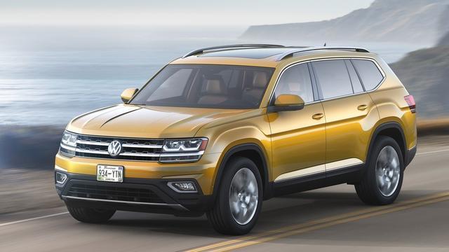 Dit is de Volkswagen Atlas