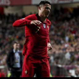Geblesseerde Ronaldo verwacht fit genoeg te zijn voor duels met Ajax