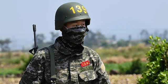 Son genoot van dienstplicht in Zuid-Korea: 'Het was zwaar, maar speciaal'