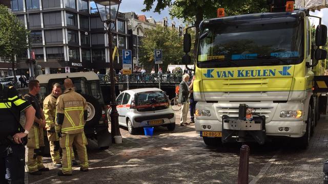 Bruggen Vijzelstraat moeten worden vervangen