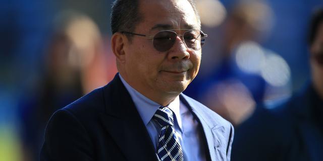 Leicester City bevestigt overlijden eigenaar bij helikoptercrash
