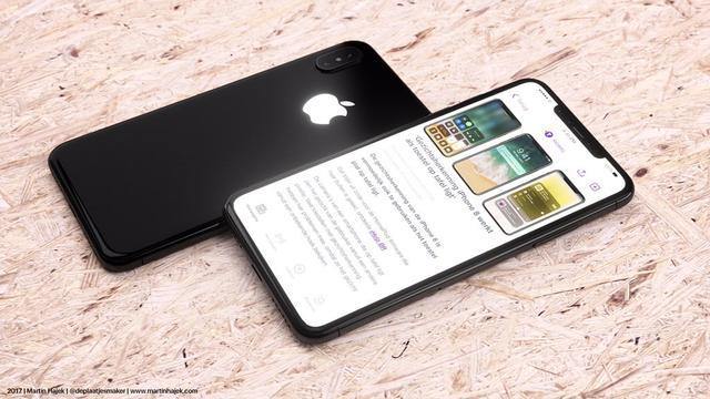 'Nieuwe iPhone met OLED-scherm gaat 999 dollar kosten'