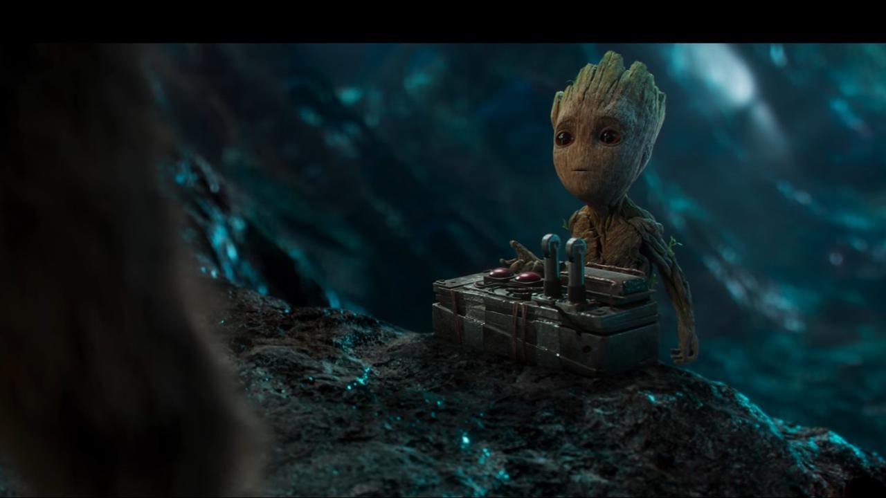 Trailer tweede deel Guardians of the Galaxy