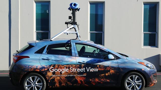 Google laat iedereen beelden aan Street View toevoegen