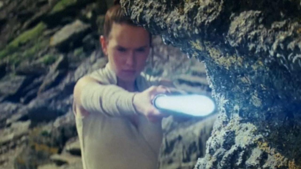 Bekijk de trailer van Star Wars: The Last Jedi