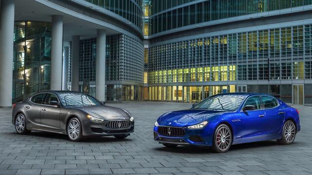 Prijswijzigingen voor Maserati-modellen