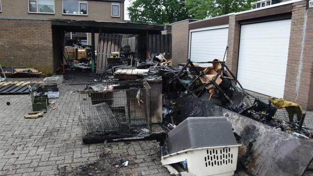 Honderden kilo's explosieven in woning Etten-Leur vernietigd