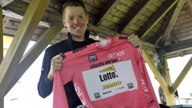 Kruijswijk blijft kalm onder druk van roze trui voor slotweek Giro