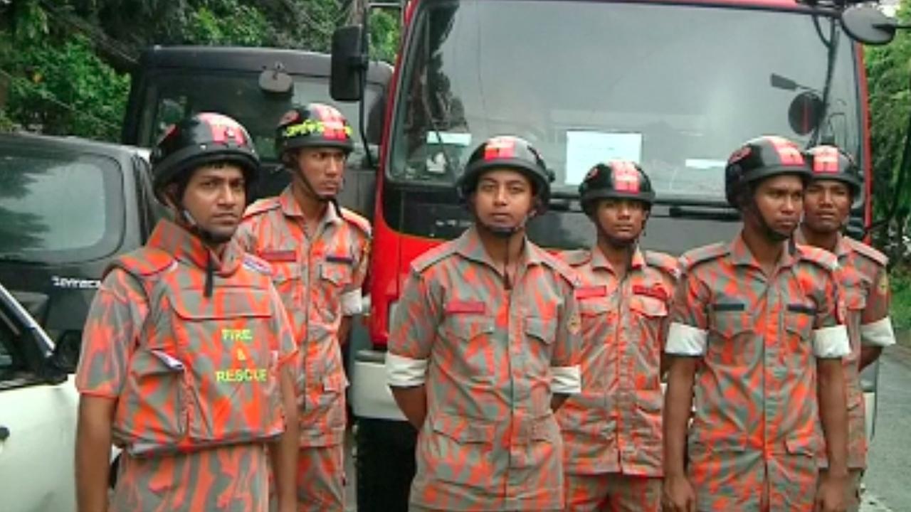 Gijzeling in restaurant Bangladesh