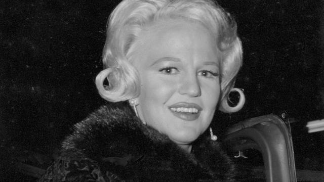 Peggy Lee in 1961.