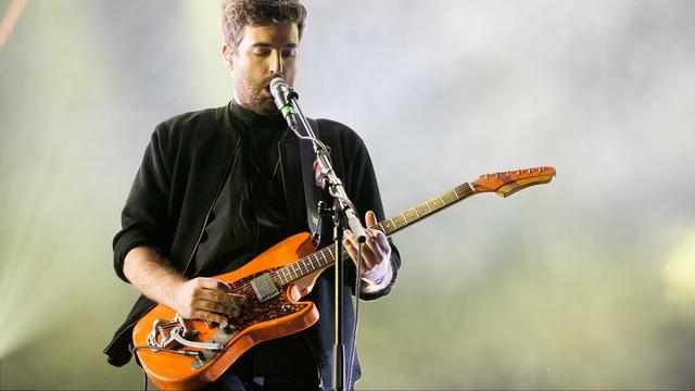 Kensington-gitarist Casper Starreveld is vader geworden