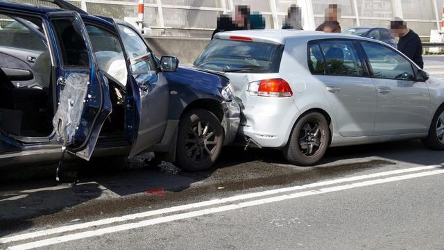 'Gewonden bij ongeval op N7'