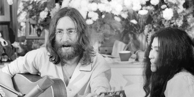 Geluidsopname John Lennon levert 50.000 euro op
