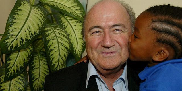 'Blatter heeft ook veel bereikt bij de FIFA'