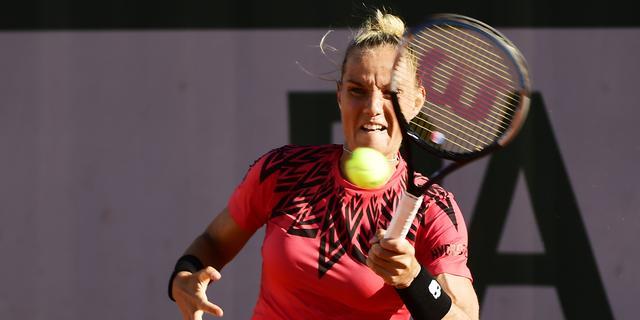 Arantxa Rus nog één zege verwijderd van eerste WTA-titel