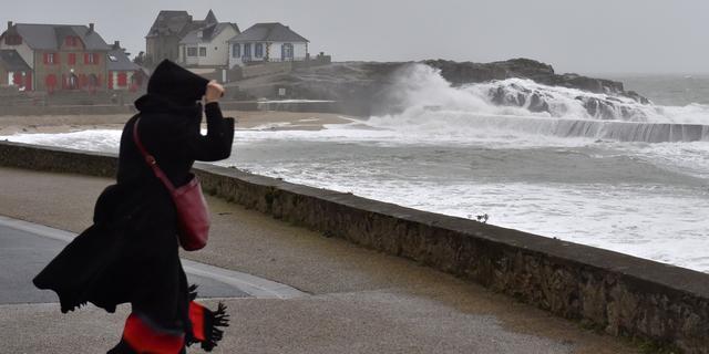 Meer dan zestigduizend Fransen zonder stroom door storm Carmen