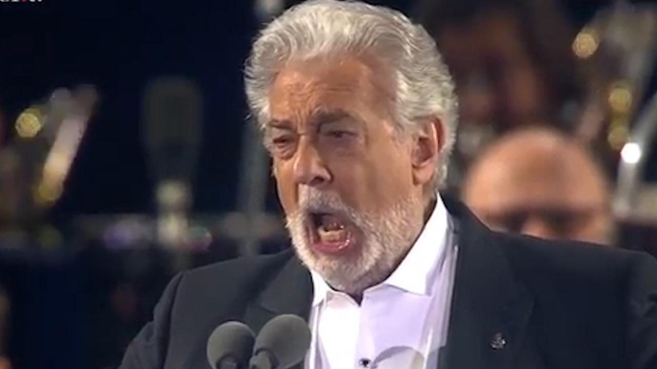 Bekijk hier het optreden van Plácido Domingo in Moskou