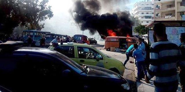 Doden en gewonden bij aanslag Syrische havenstad Latakia