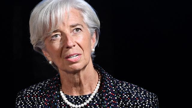 Lagarde wordt concreter over plan Europees IMF